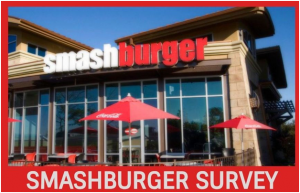 Smashburger Feedback survey