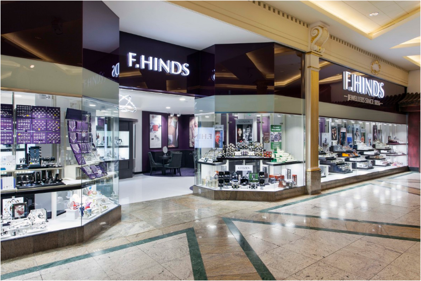 F.Hinds Guest Feedback Survey