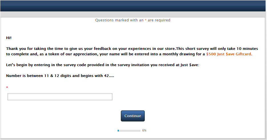 Just Save Foods Survey 2020